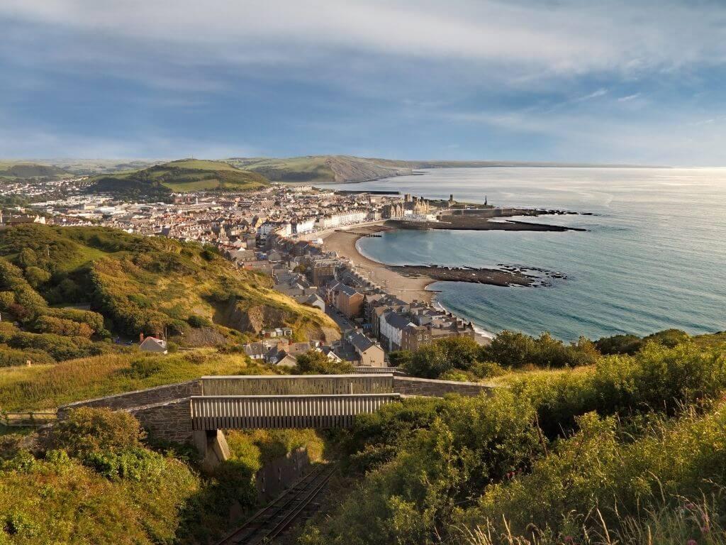 Aberystwyth, Mid Wales