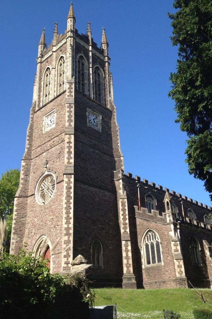 Church of St Mark, Newport